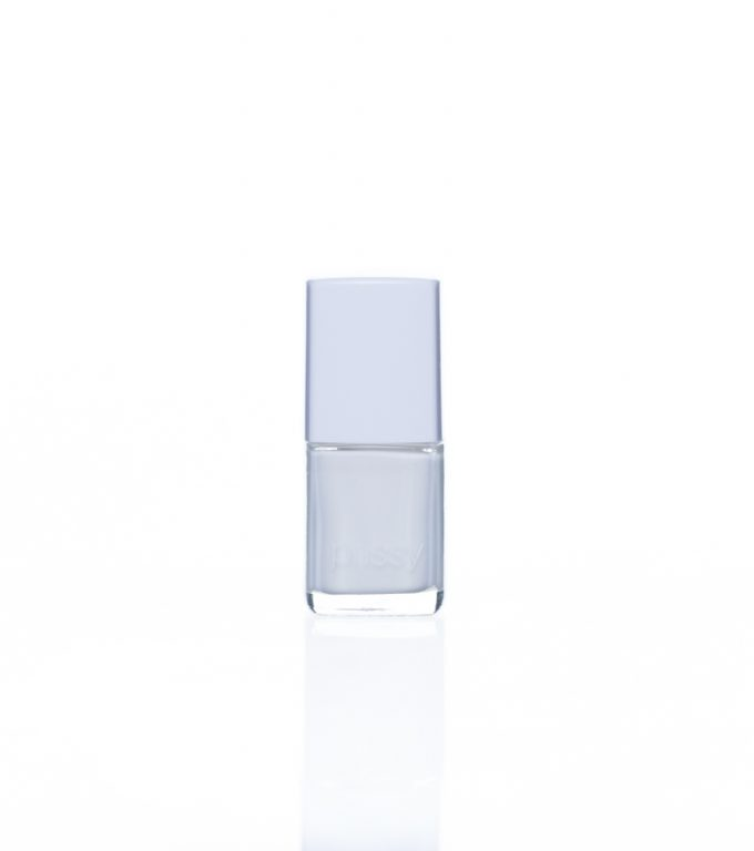 Pride Prissy Nail Polish off White Natural