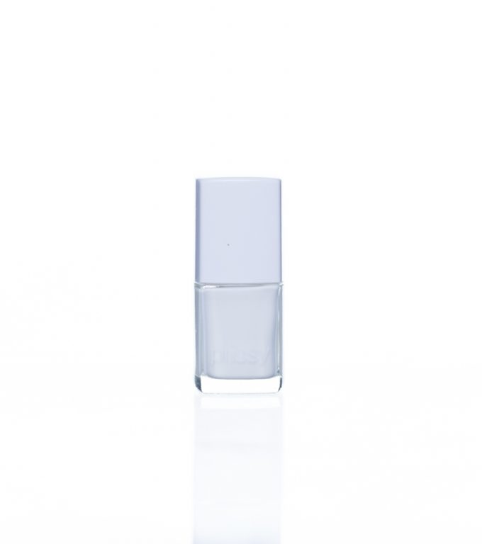 Pure Prissy Nail Polish Bright Snow White