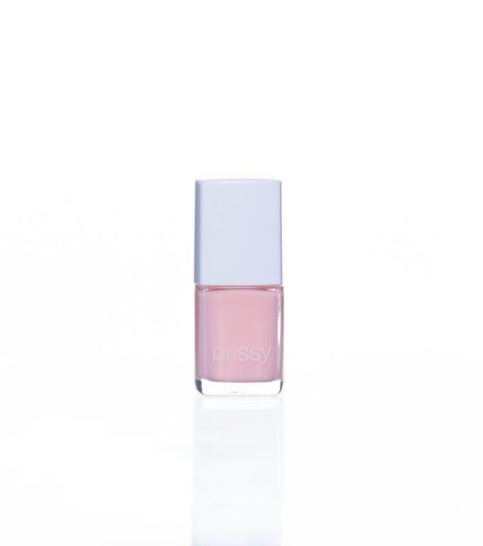 Pretty Prissy Nail Polish French Natural Pink Peach