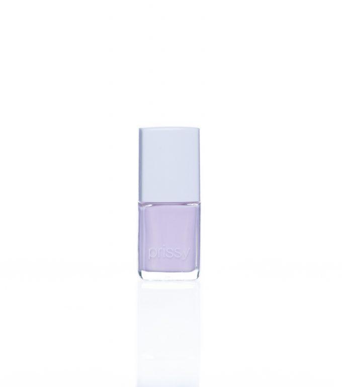 Goddess Prissy Nail Polish Pastel Mauve White Purple
