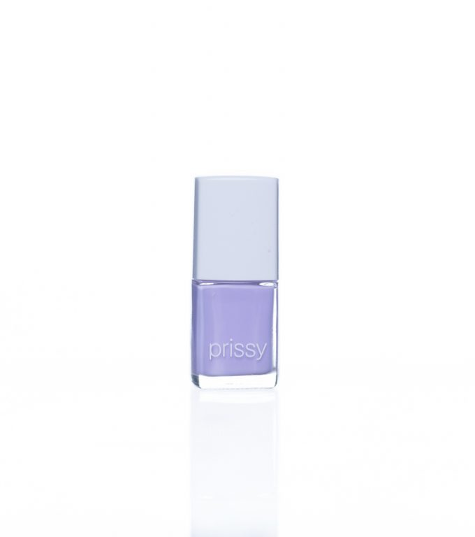 Adorable Prissy Nail Polish Pastel Mauve Purple