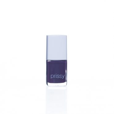 Gorgeous Prissy Nail Polish Dark Purple