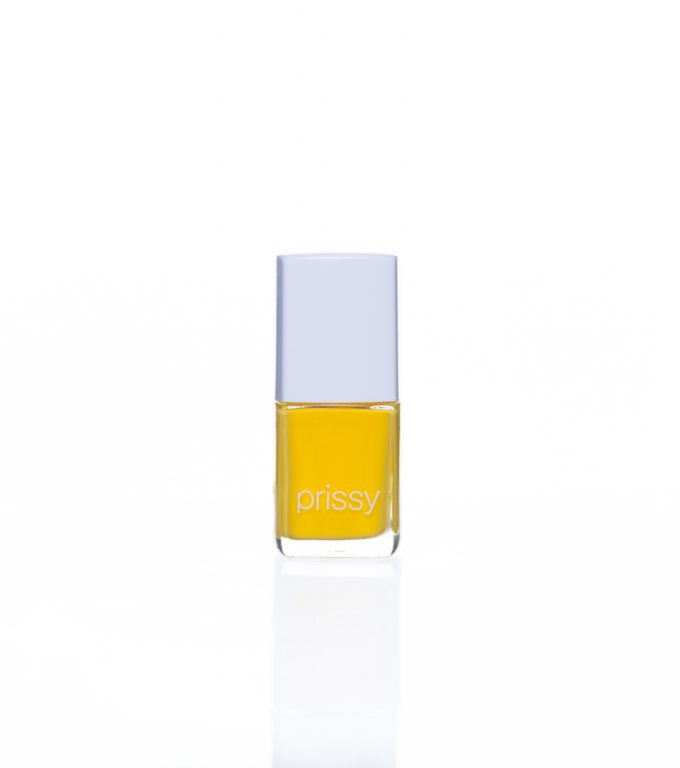 Health Prissy Nail Polish Yellow