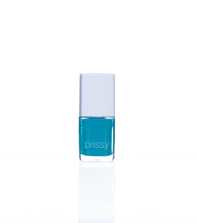 Entice Prissy Nail Polish Teal Blue Green