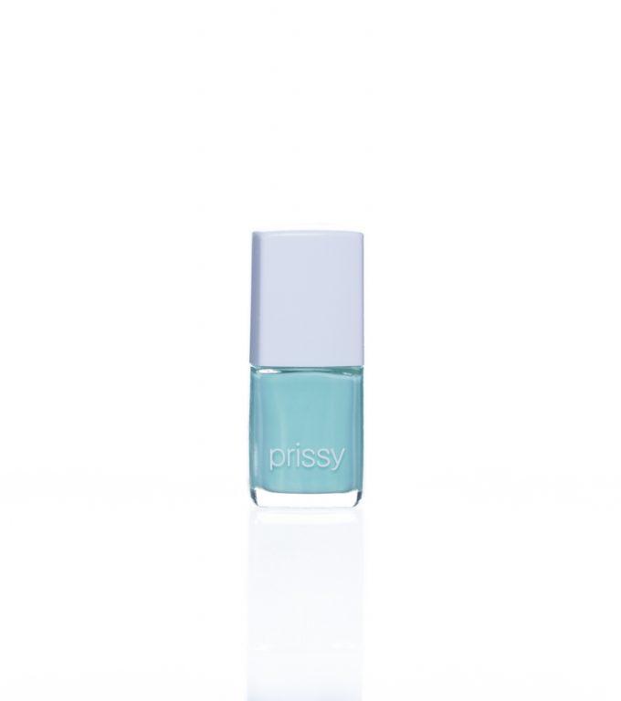 Freedom Prissy Nail Polish Pastel Mint Green