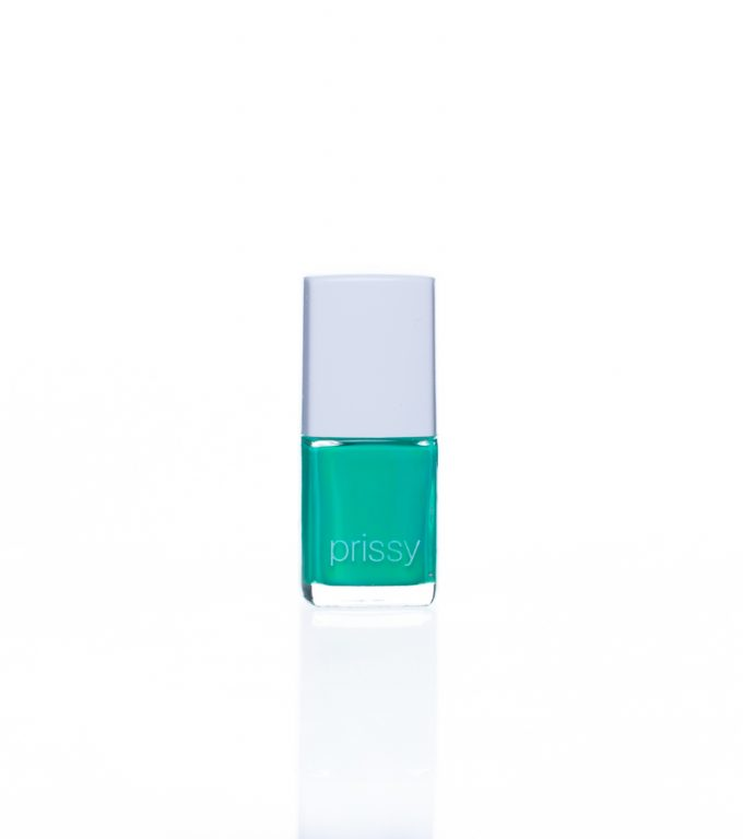 Spirited Prissy Nail Polish Green