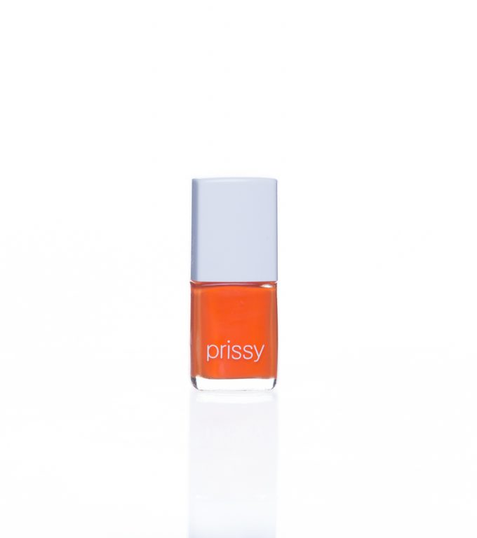 Fearless Prissy Nail Polish Orange