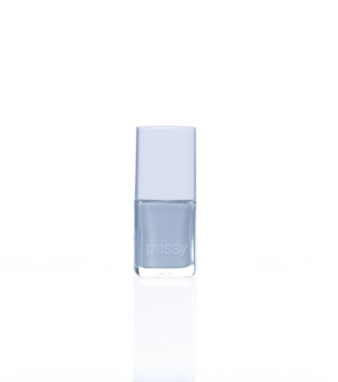 Share Prissy Nail Polish Pastel Grey