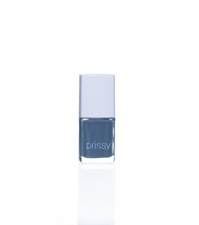 Lavish Prissy Nail Polish Charcoal Grey
